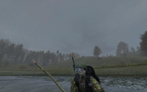 Рыболовный ивент на ПВЕ