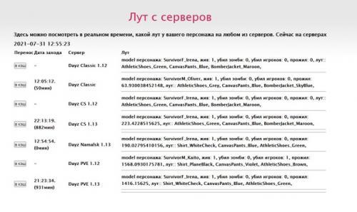 Кеш восстановлен на всех серверах Функция кеша для VIP восстановлена и