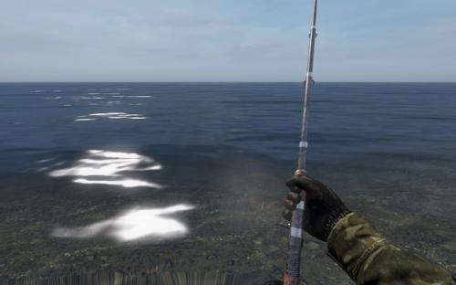 Рыболовный ивент на ПВЕ Давненько ивентов не запускали чинили рыбалку