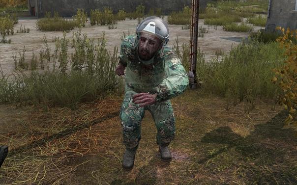 Ивент *Отстрел зомби* на ПВЕ сервере! После него увеличим ...